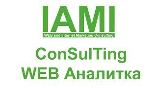 Аналитика. Консалтинг (консультирование) в WEB Аналитике. Google Analytics, Яндекс Метрика