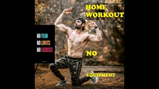 Home Workout for Fat Lose ft. | Challenge Workout For Fat Lose at Home | Majid Ali Fitness