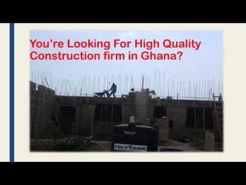 building a house ghana