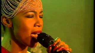 Kelly Khumalo in Studio singing 'Somizi'