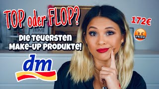 Die TEUERSTEN Make-Up Produkte aus der Drogerie im LIVE-Test! YAY or NAY?! November 2018 ⎟ Nhitastic