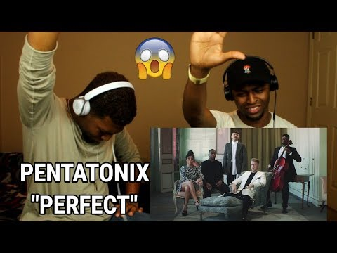 Pentatonix - Perfect (OFFICIAL VIDEO) (REACTION) #1