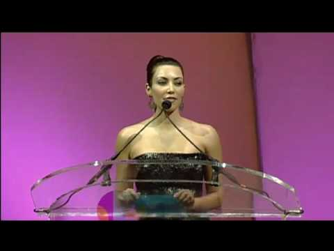 2010 FiFi Awards & Celebration - Kim Kardashian