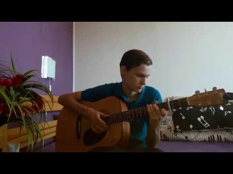 J. Ježek - Život Je Jen Náhoda (Acoustic Guitar) //Karaoke//