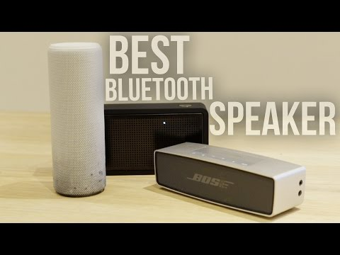 Best Bluetooth Speaker? (UE Boom 2 vs Bose Soundlink Mini vs Astro)