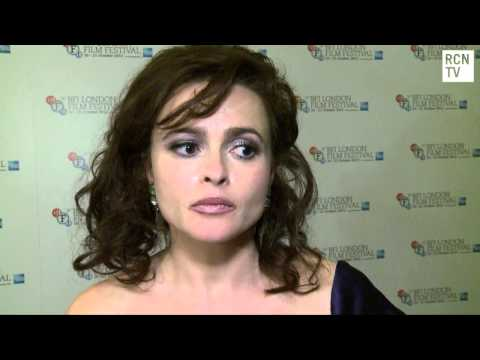 Helena Bonham Carter Interview London Film Festival 2012 Awards