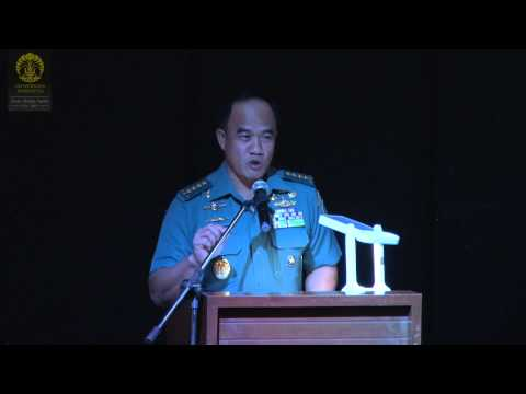 Kuliah Umum KASAL : Budaya Maritim dari Perspektif Angkatan Laut