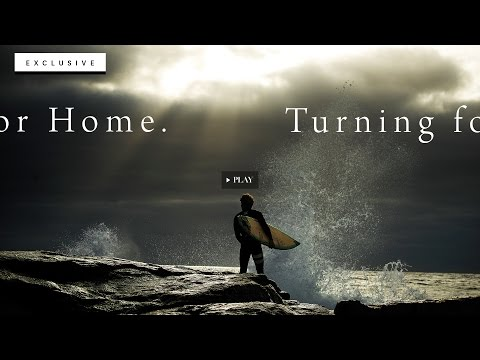 Turning for Home: Yadin Nicol - SURFER