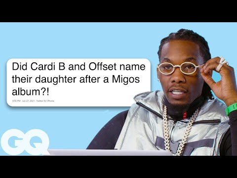 Offset Goes Undercover on Reddit, YouTube and Twitter | GQ