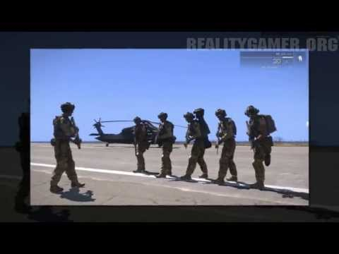 ◀ ARMA 3: When the man comes around (Summer 2013)