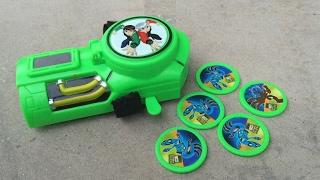 Đồng hồ siêu nhân Ben Ten | Ben 10 | SauBom Toys Review