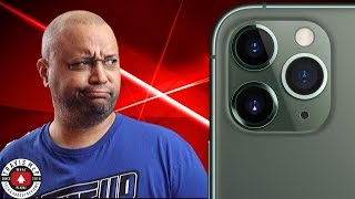 "Don't buy the Apple iPhone 11 ""Pro"" or iPhone ""Pro"" Max! Apple went too FAR!"
