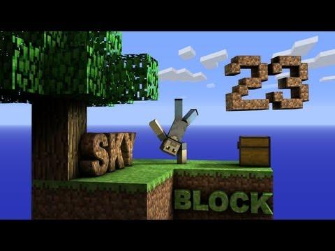 Minecraft Box [Survive] – SkyBlock 23: Finální rozloučení + SAVE