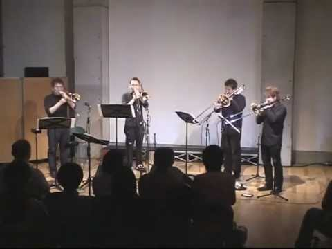 Jazz Trombone Quartet VOLTZ [Take The