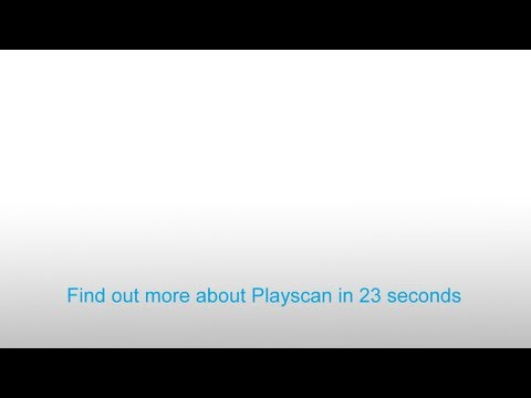 Playscan™