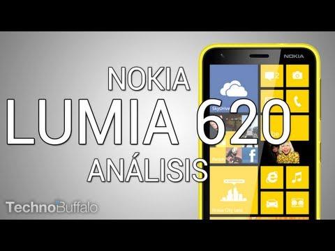 [Análisis] Nokia Lumia 620 (en español)