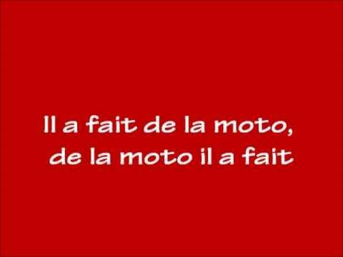 Sangria Gratuite - Il A Fait De La Moto