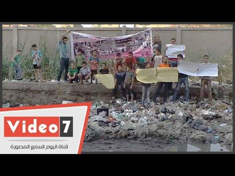 بالفيديو..«6 أﺑﺮﻳﻞ» تنظم فعالية«بورتو الشعب»فى بولاق:« هنا بورتو بولاق للمجارى»