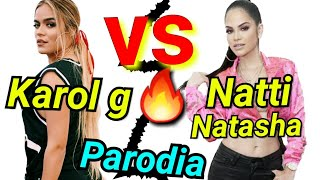 Secreto (parodia) - Anuel ft Karol g , no me acuerdo , Thalia ft natti Natasha , becky , sin pijama