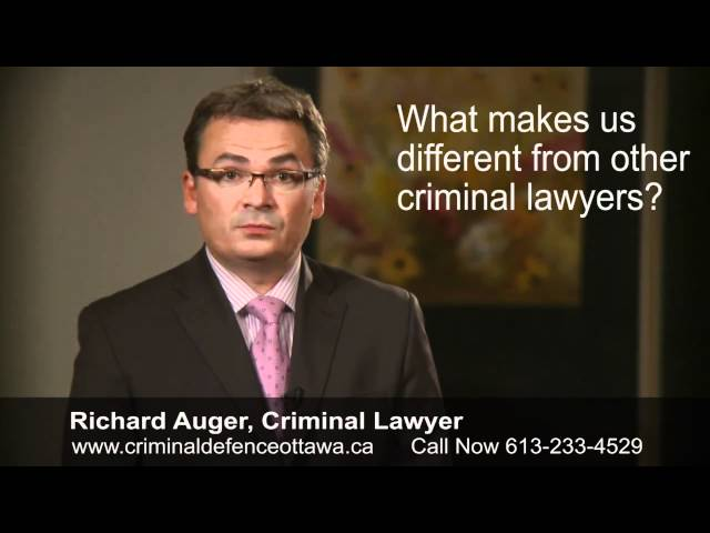 What Makes us Different From Other Criminal Lawyers