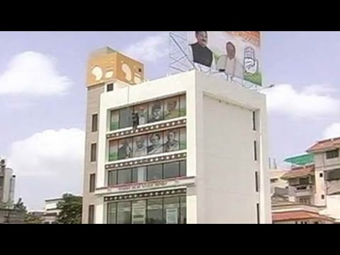 Vaastu-enabled office, Congress' new refuge in Ahmedabad