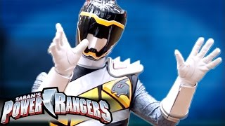 Exclusive Clip - Power Rangers Dino Super Charge - Roar of the Red Ranger