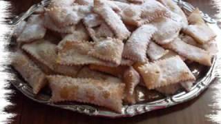 Cooking | Chiacchiere Panzerotti di PasticceRita | Chiacchiere Panzerotti di PasticceRita