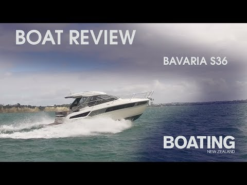 Boat Review - Bavaria Yachts S36 With Sarah Ell