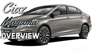 New ciaz magma  grey
