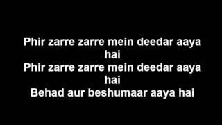 download lagu Aaj Phir Tumpe Pyar Aaya Hai gratis