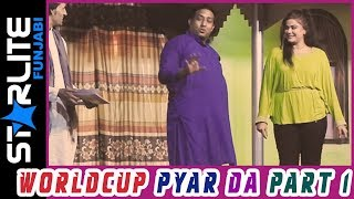 Worldcup Pyar Da Part1- clip 02 | Funny Stage Drama Clip | Best Stage Drama 2019