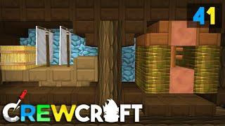 Crewcraft Minecraft Server :: There shall be war! E41