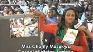 SCOAN 16 Feb 2014: MUST WATCH: Anointing Water And Sticker Testimony Time, Jesus Lives, Emmanuel TV
