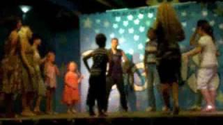 mini disco for kids by animation team @ sharm cliff resort 7/2009 ( sharm el sheikh )