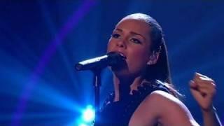 Alicia Keys - Britain's Got Talent 2010 - Semi-final 2