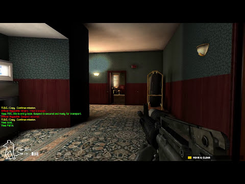 SWAT 4 Hard & Lethal - 12 (Calm like a bomb)