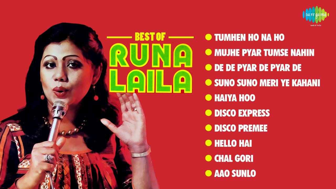 Best Of Runa Laila | Top 10 Hits | Old Hindi Songs - YouTube