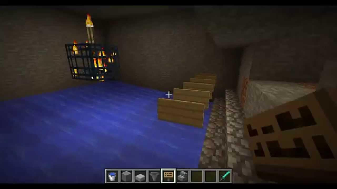 Minecraft Tutorial Most EfficientBest Cave Spider XP