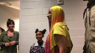 That Girl Lay Lay Meets CardiB for the first time