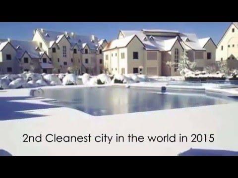 Ifrane town - Morocco - مدينة افران thumbnail