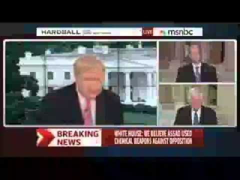 MSNBC: US to Escalate its Role in the Syrian Conflict