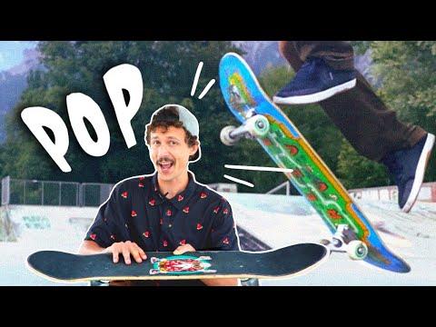 10 Ways To Pop Shove It On A Skateboard