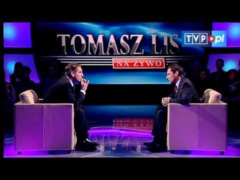 Tomasz Lis na żywo: Janusz Kochanowski, Tomasz Terlikowski oraz Krzysztof Ziemiec i Jerzy Owsiak