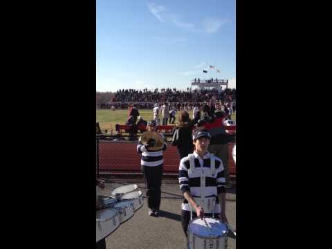 GREAT JOB by Gilman School's Drum Line at the 98th Gilman vs. McDonogh Football Game 11/9/2013