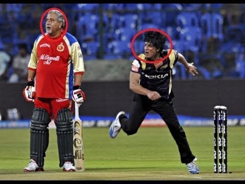 Shahrukh Khan Playing match KKR vs RCB