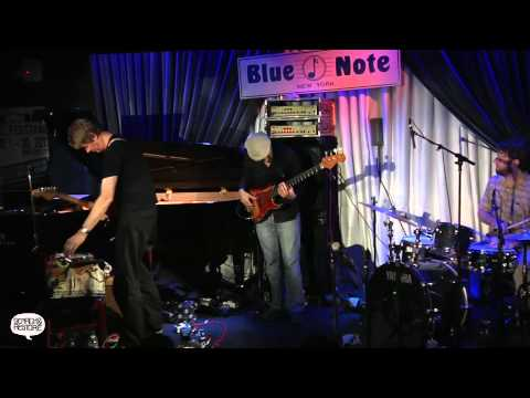 Nels Cline, Billy Martin, Jacob Sacks, and Oren Bloedow - Improvisation Part 1