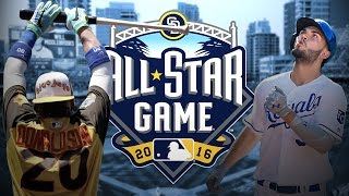 MLB 2016 All-Star Game Highlights ᴴᴰ