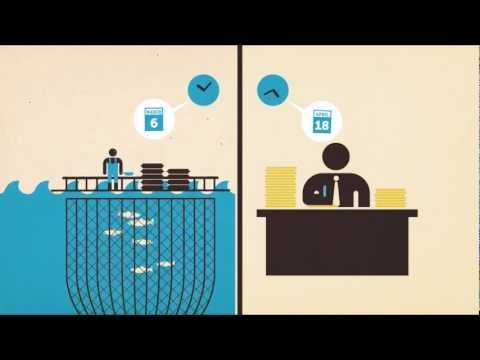 Fish farming with mobile devices (Greek Narration)