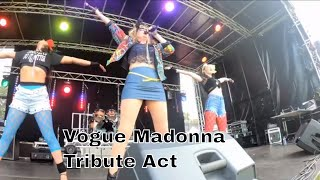 Vogue Madonna Tribute Act