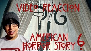 American Horror Story: Season 6 Teasers|Video Reaccion!